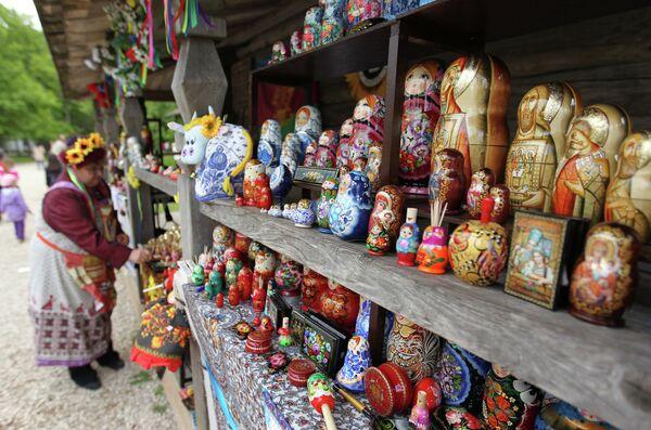 Праздник фольклора и ремесел в музее Витославлицы