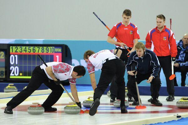 Матч Чехия - Россия