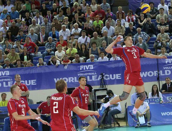 Сборная России по волейболу