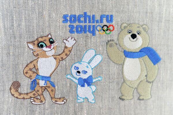 Символика Олимпиады в Сочи