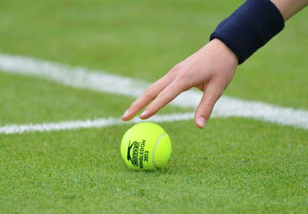 Официальный мяч Уимблдонского турнира