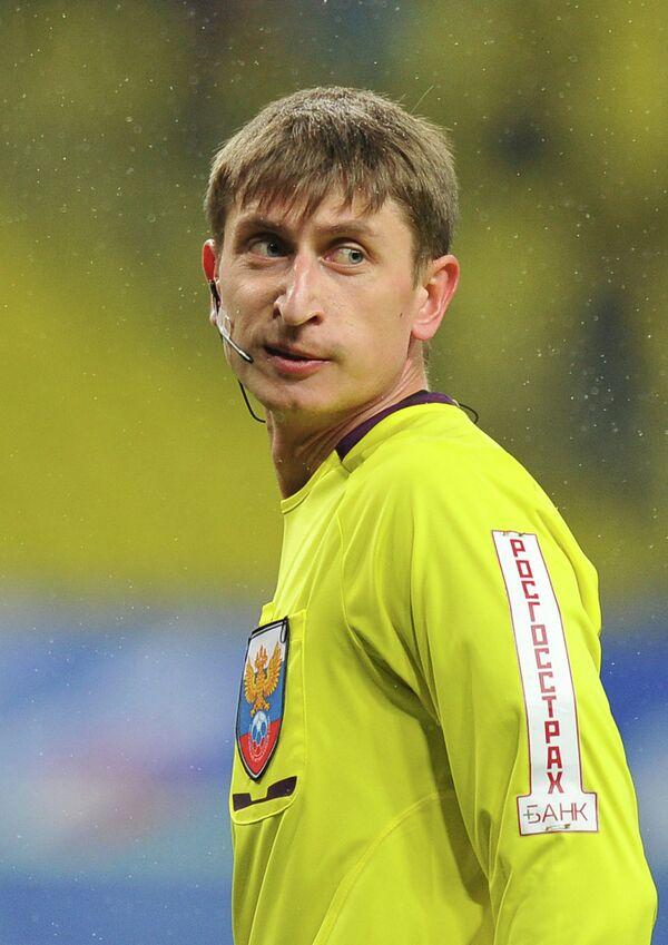Сергей Костевич