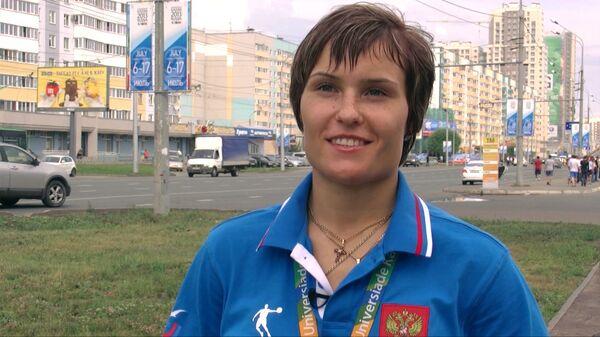 Дзюдоистка Кузютина рассказала, как ей удалось победить на Универсиаде