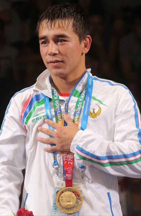 Хасанбоу Дусматов