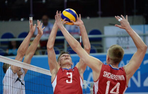 Дмитрий Ковалев и Дмитрий Щербинин