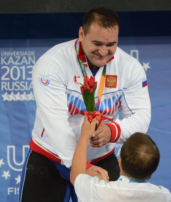 Руслан Албегов