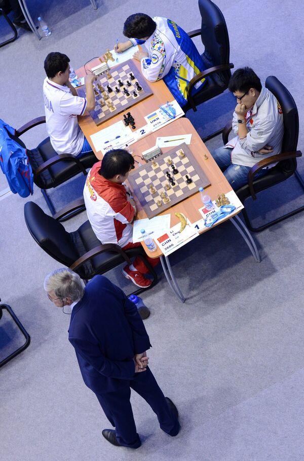 Шахматисты
