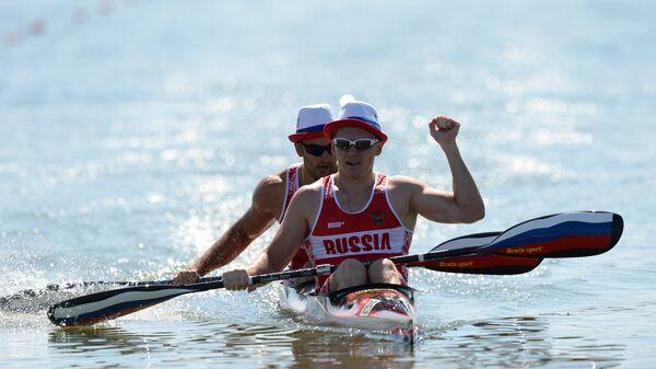 Сборная России выиграла шесть медалей на ЧМ по гребле на байдарках и каноэ