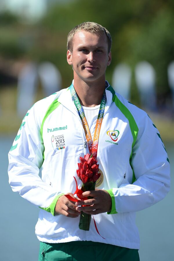 Евгений Шуклин (Литва)