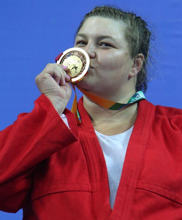 Анастасия Ковязина