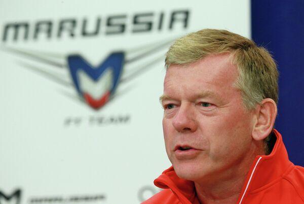 Соглашение между Instaforex и Marussia F1 team