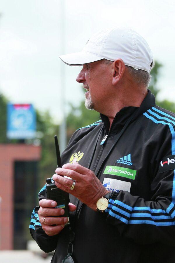 Николай Лопухов
