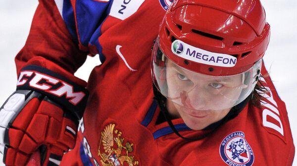 Защитник молодежной сборной России Кирилл Дьяков.