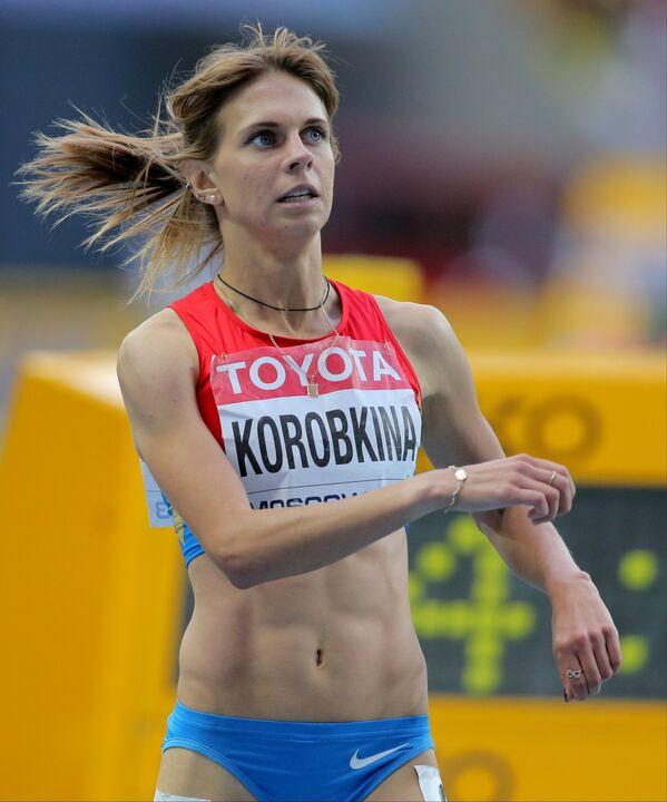 Елена Коробкина