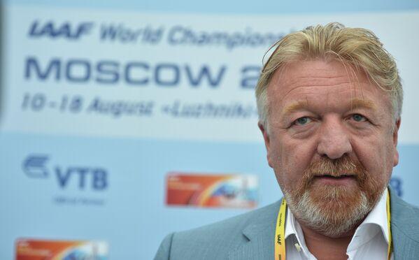 Председатель правления банка ВТБ Василий Титов