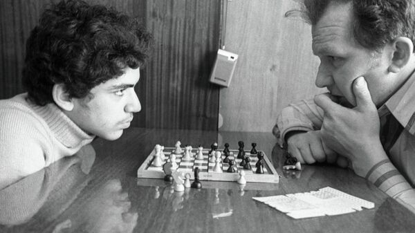 Гарик Каспаров