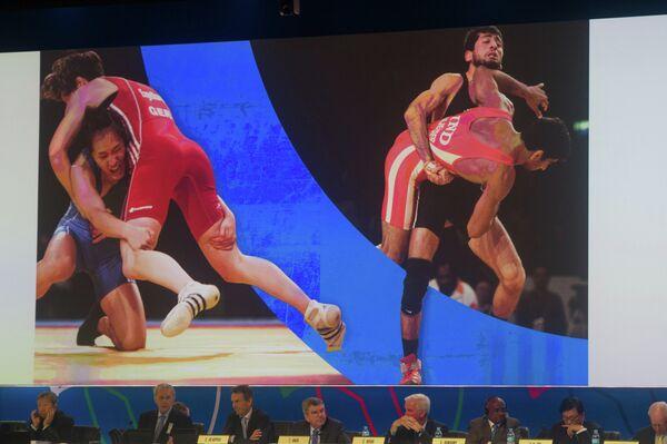 Утверждение программы летних Олимпийских игр 2020 и 2024