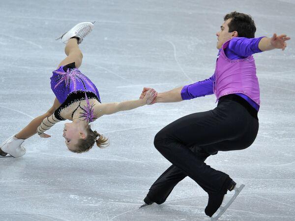 Россияне Мария Выгалова и Егор Закроев