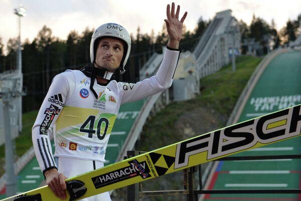 Чешский спортсмен Якуб Янда