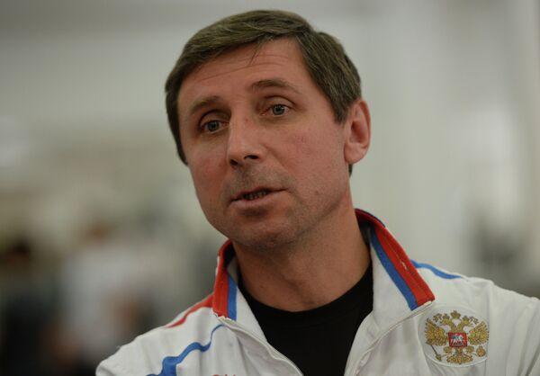 Главный тренер Алексей Покашников