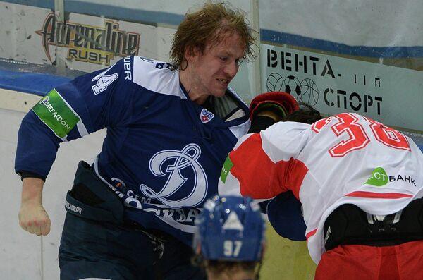 Филип Новак (слева) и Виктор Бобров