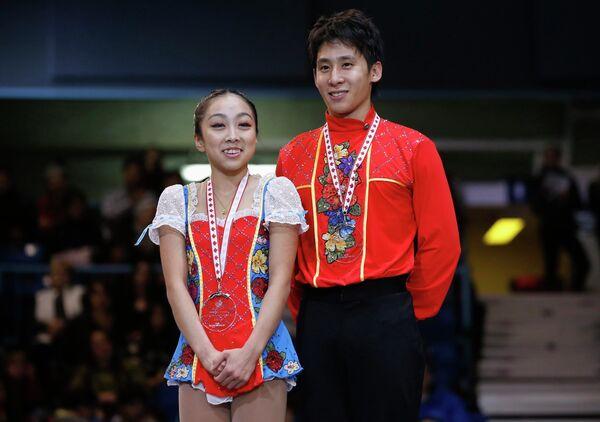 Суй Вэньцзин/Хань Цун