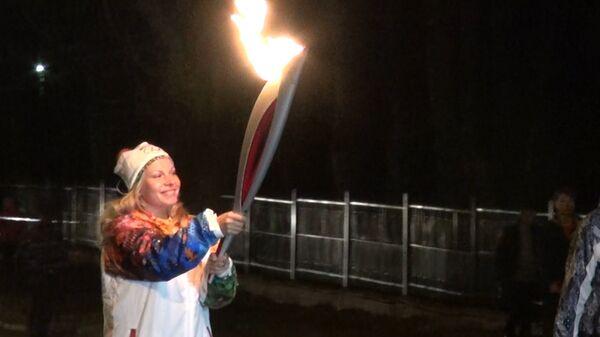 Знаковое событие для города – жительница Калининграда об эстафете огня ОИ