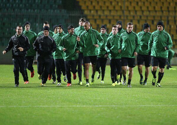 Игроки ФК Санкт-Галлен