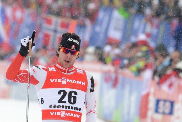 Канадский лыжник Алекс Харви