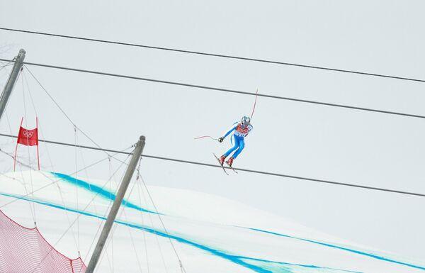 Олимпиада 2014. Горнолыжный спорт