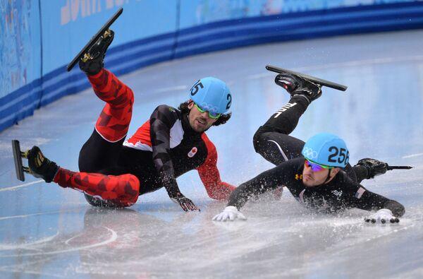 Олимпиада 2014. Шорт-трек. Мужчины. 1000 метров