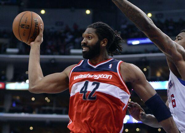Баскетболист Вашингтон Уизардз Нене