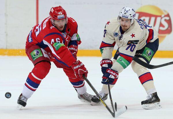 Илья Любушкин (слева) и Роман Червенка