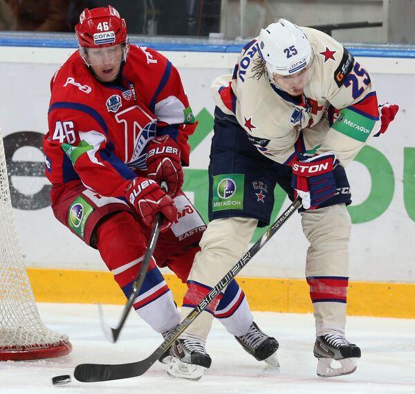 Илья Любушкин и Игорь Макаров (слева направо)