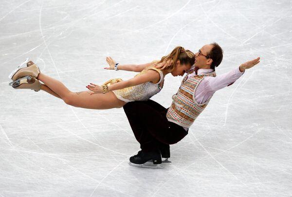 Нелли Жиганшина и Александр Гажи