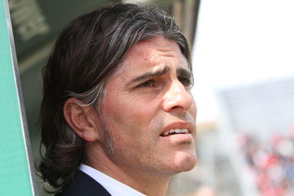 Экс-главный тренер Палермо Диего Лопес