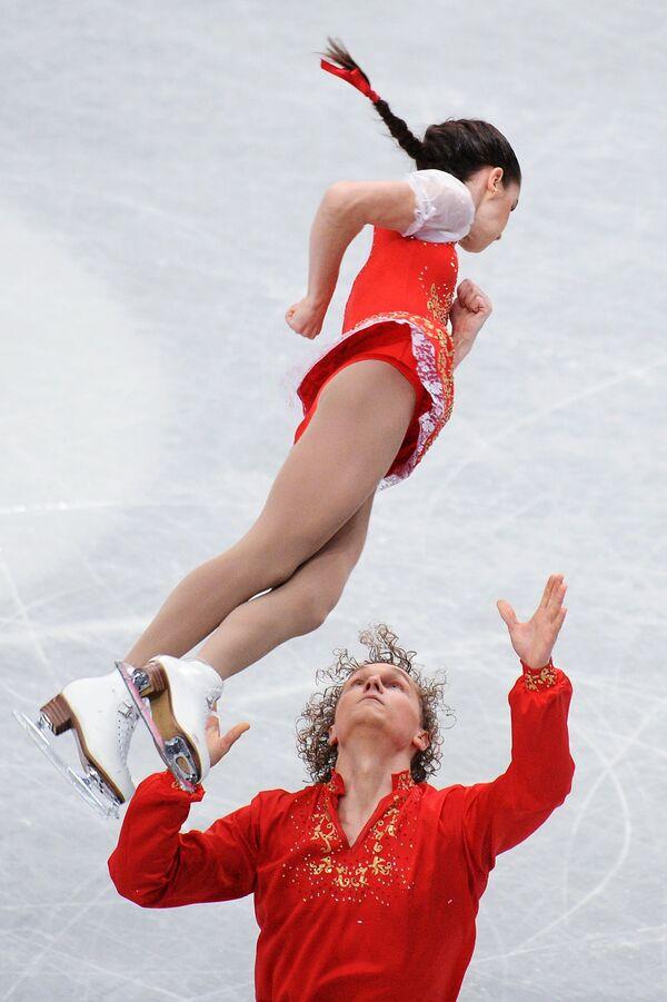 Наталья Забияко и Александр Забоев (Эстония)