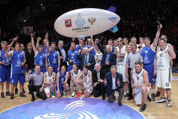 Всероссийский чемпионат школьной баскетбольной лиги КЭС-баскет