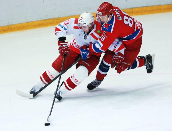 Вячеслав Ипатов и Александр Шаров (слева направо)