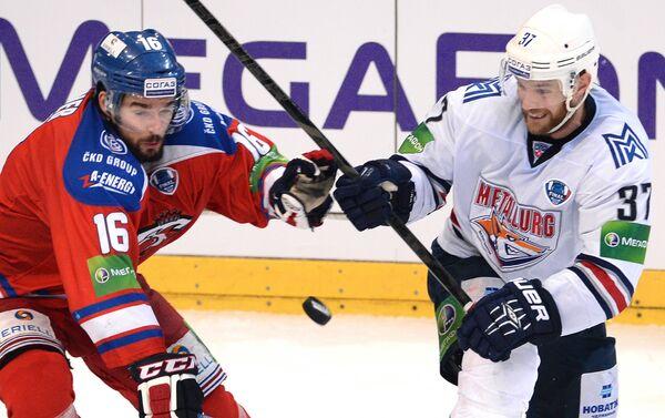 Михал Бирнер (слева)