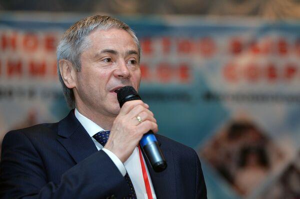 Выборы руководящих органов Паралимпийского комитета России