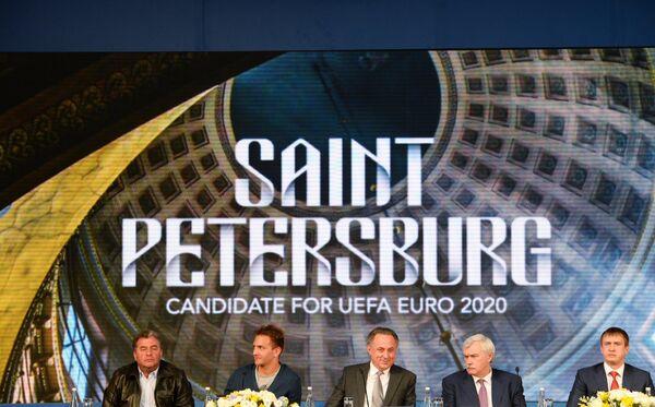 Презентация Заявочной книги Евро-2020 по футболу