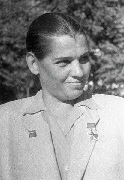 Марина Чечнева