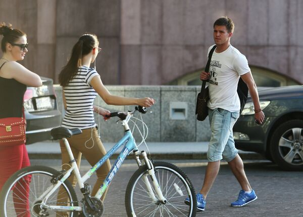 Нападающий Амкара Максим Канунников прибыл на сбор национальной сборной по футболу