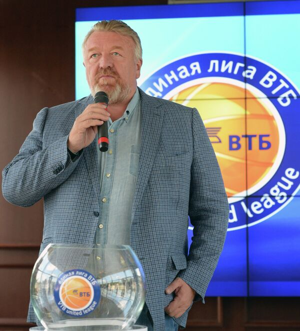 Первый заместитель президента - председателя правления Банка ВТБ Василий Титов