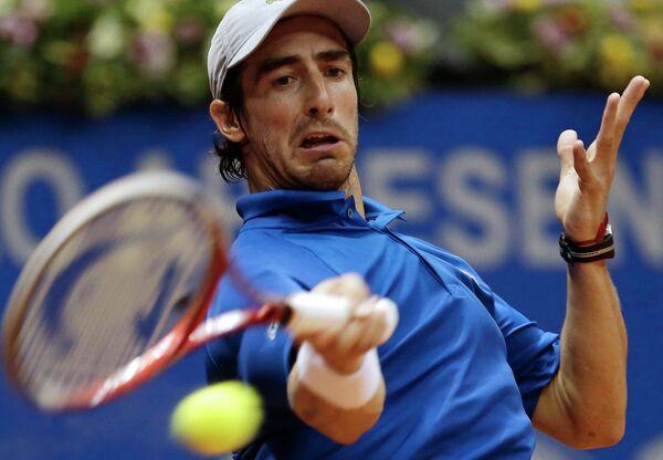 Уругвайский теннисист Пабло Куэвас
