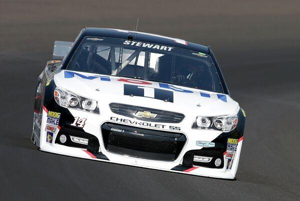 Пилот NASCAR Тони Стюарт