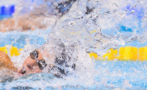 Российская спортсменка Вероника Попова