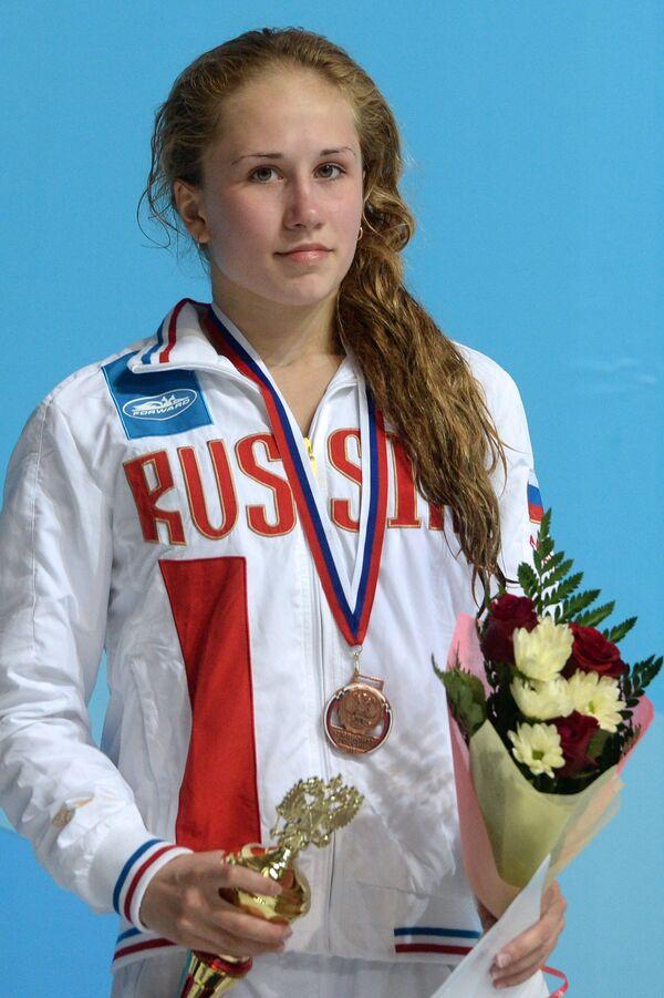 Юлия Тимошинина