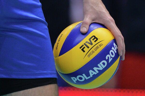 Чемпионат мира по волейболу